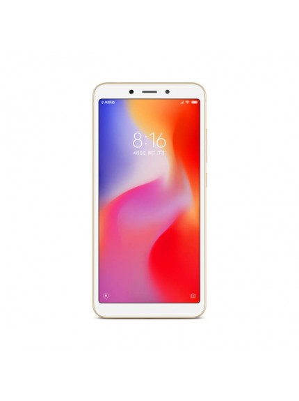 Xiaomi Redmi 6A 2GB/16GB - Gold