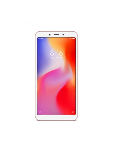 Xiaomi Redmi 6A 2GB/16GB - Rose Gold