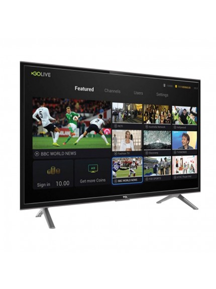 TCL 40-inch DIGITAL INTERNET TV - S4900