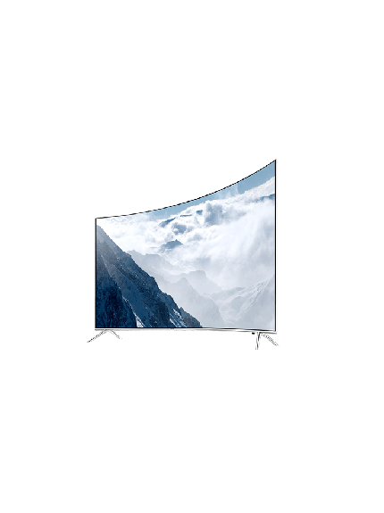 Samsung 55-inch KS7500 SUHD 4K Curved Smart TV