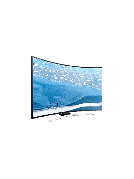 Samsung 55-inch KU6300 UHD 4K Curved Smart TV
