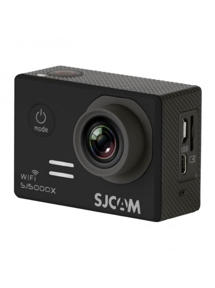 SJCAM SJ5000X Elite Edition Action Camera - Black
