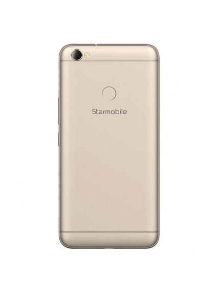 Starmobile UP Selfie - Champagne Gold