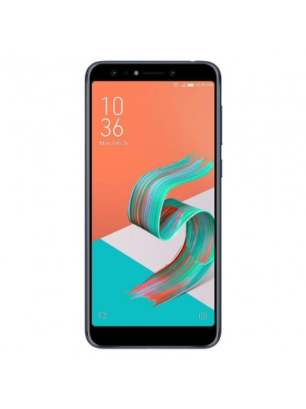 Asus Zenfone 5Q ZC600KL - Midnight Black