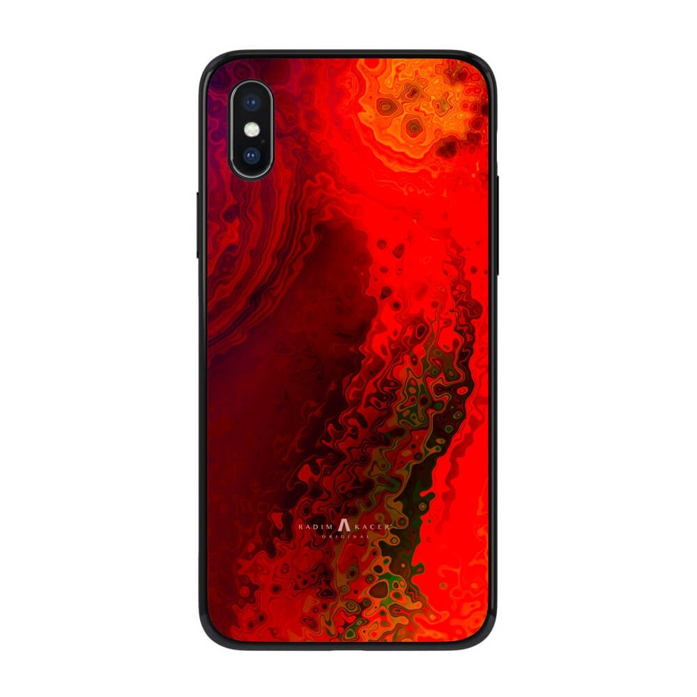 Yombi cover for iPhone X by Radim Kacer 1