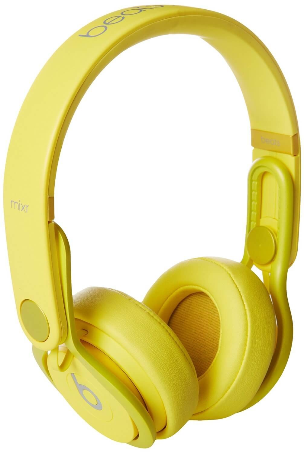 Apple Beats by Dr. Dre MIXR On-Ear Headphones - Yellow