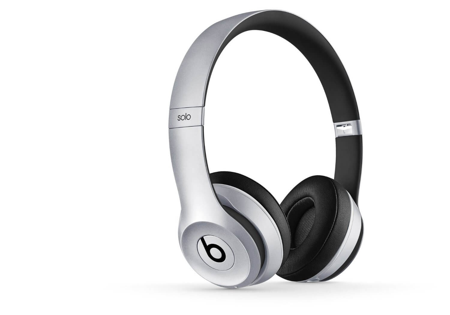 Apple Beats by Dr. Dre Solo 2 Wireless On-Ear Headphones - Space Gray