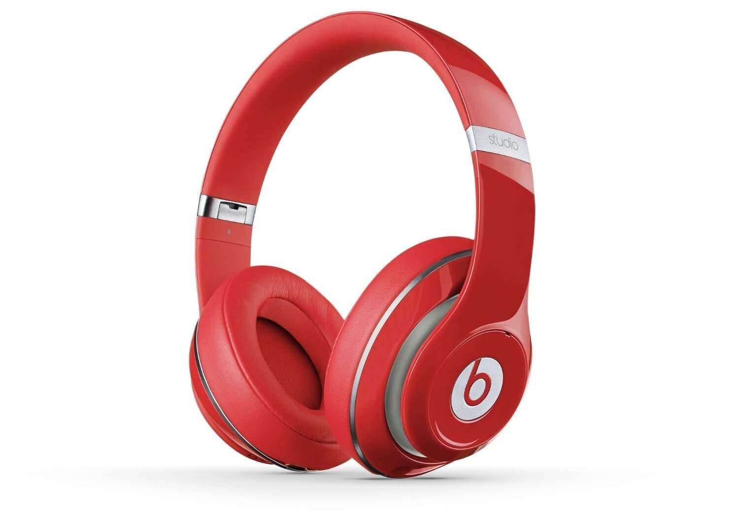 Apple Beats by Dr. Dre Studio 2 Over-Ear Headphones - Red