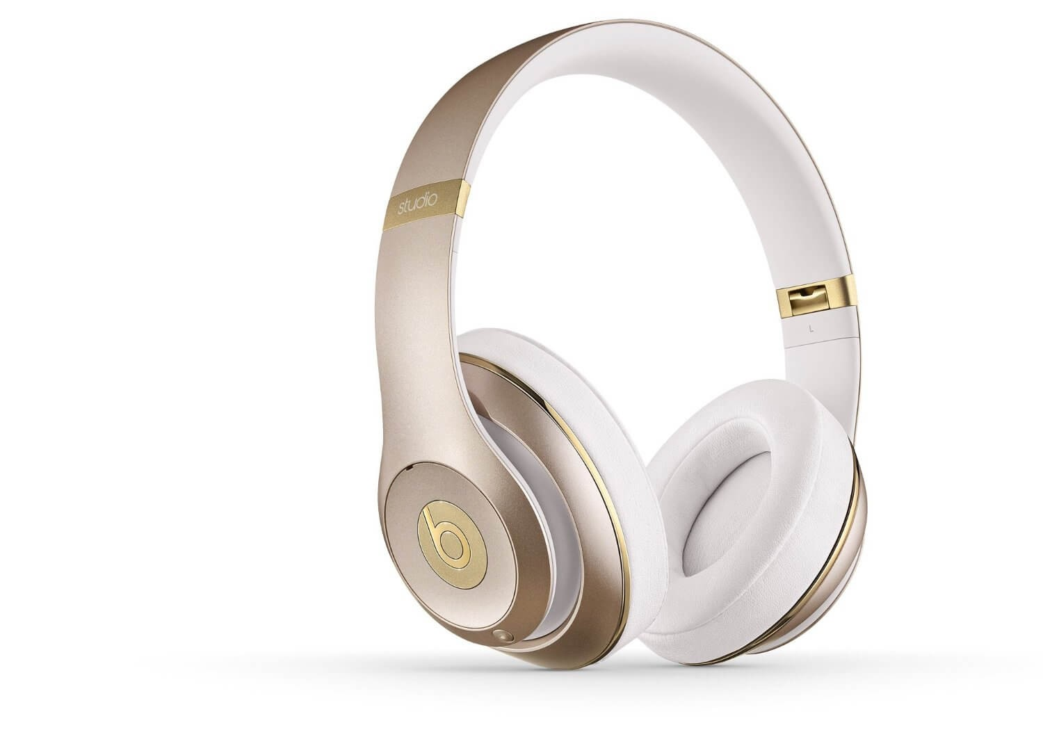 Apple Beats by Dr. Dre Studio 2 Wireless Over-Ear Headphones - Gold
