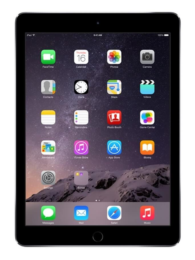 Apple iPad Air 2 Wi-Fi + Cellular 16GB - Space Grey