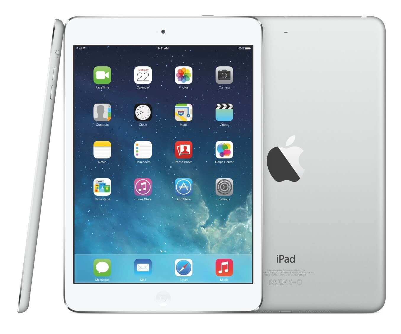 Apple iPad mini 2 Wi-Fi + Cellular 32GB - Silver