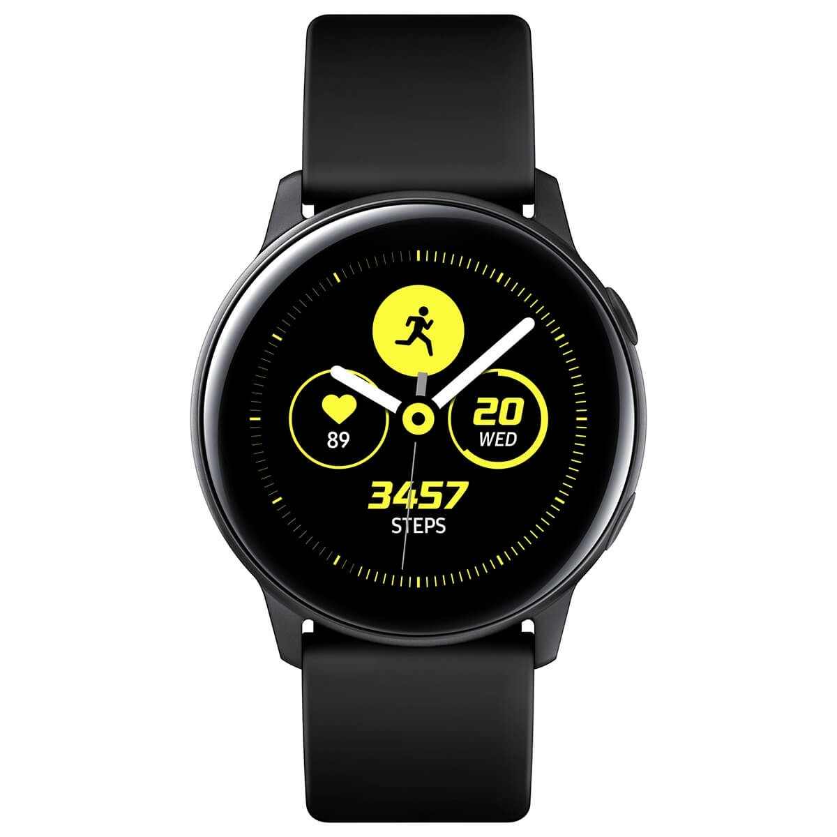 Samsung Galaxy Watch Active - Black 1