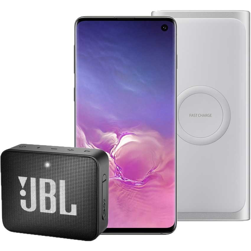 Samsung Galaxy S10 128GB - Prism Black 1