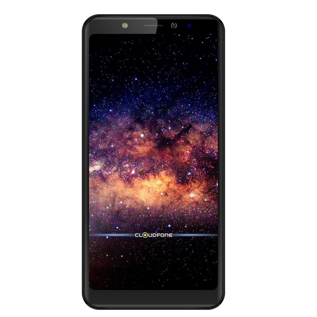 Cloudfone Next Infinity Plus – Black