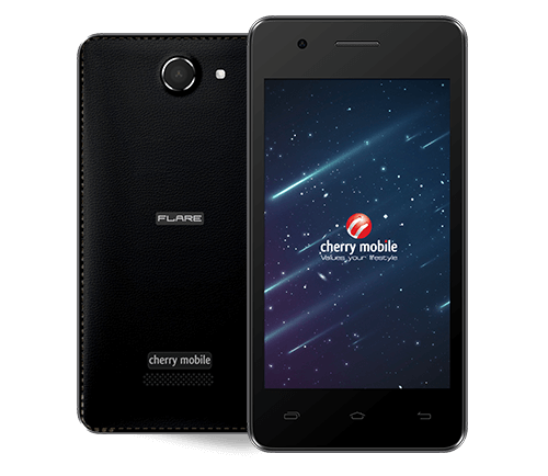Cherry Flare S3 Mini -Black