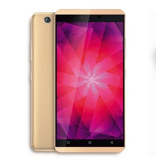 Gionee S Plus - Gold