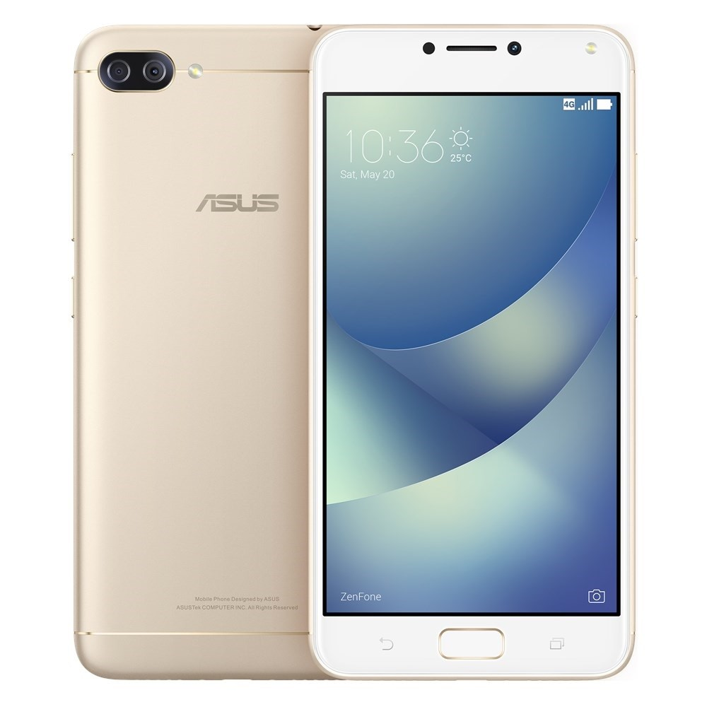 asus zenfone 4 max lite zc520kl sunlight gold argomall philippines. Black Bedroom Furniture Sets. Home Design Ideas