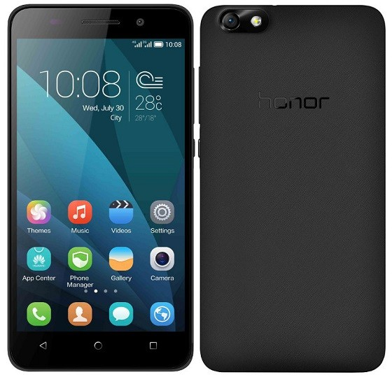 Huawei Honor 4X - 4G Dual SIM - Black