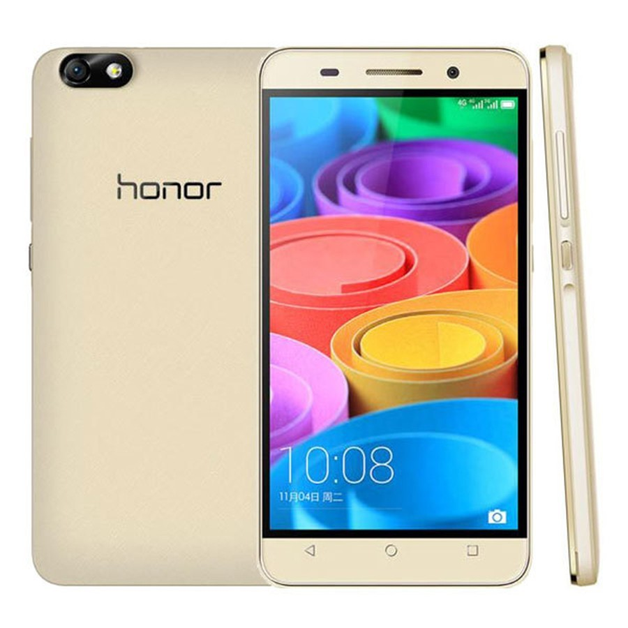 Huawei Honor 4X - 4G Dual SIM - Gold