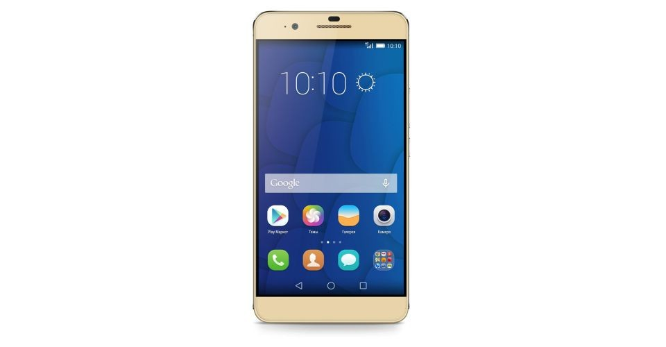 Huawei Honor 6 Plus - 4G Dual SIM - Gold