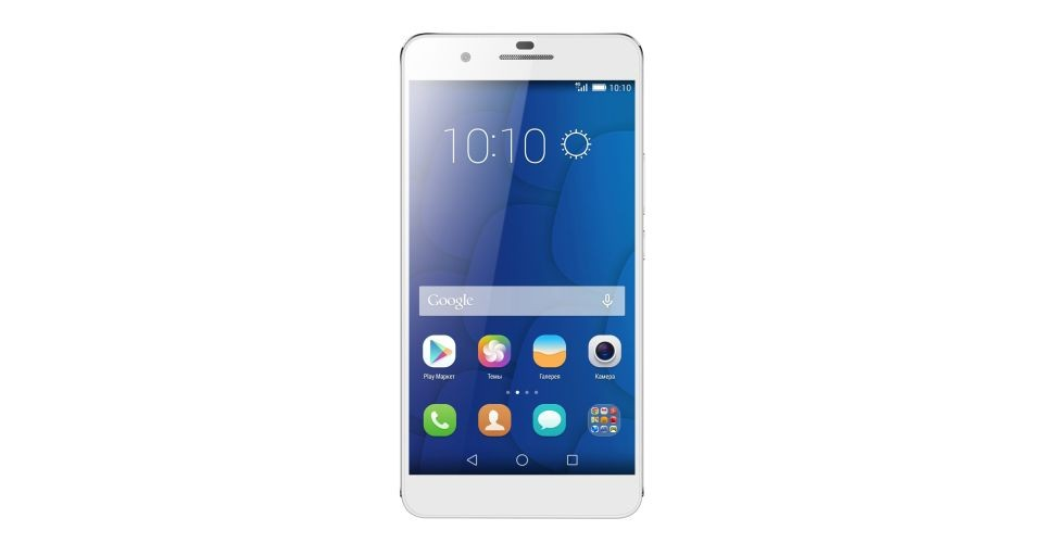Huawei Honor 6 Plus - 4G Dual SIM - White