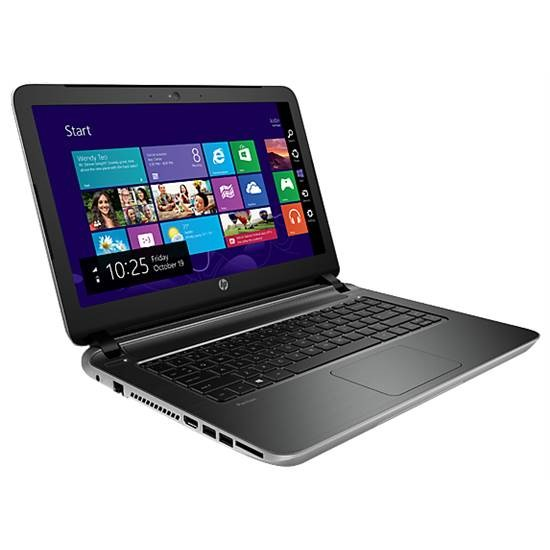 HP Notebook 14-AC121TX - Silver