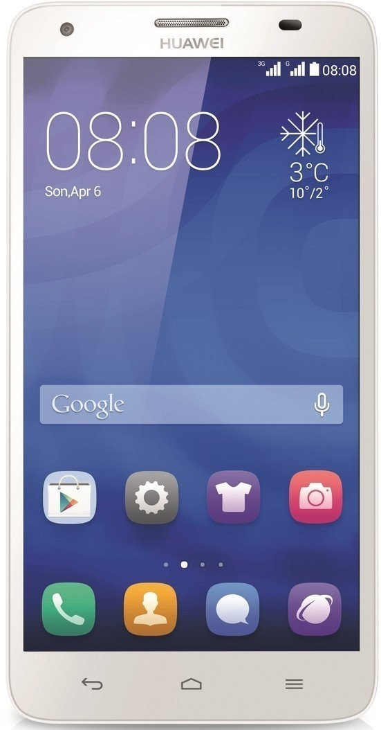 Huawei G750 (HONOR3X) - Dual SIM - White