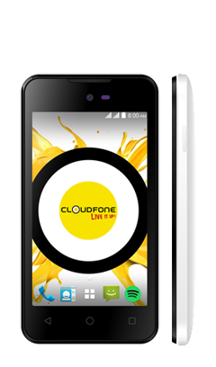 Cloudfone Ice PLUS - White