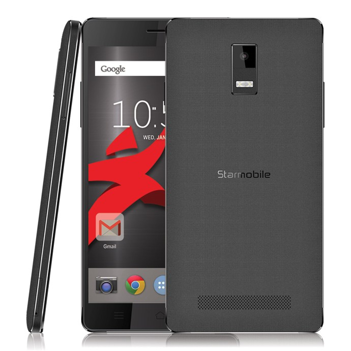 Starmobile Knight X - Dark Grey