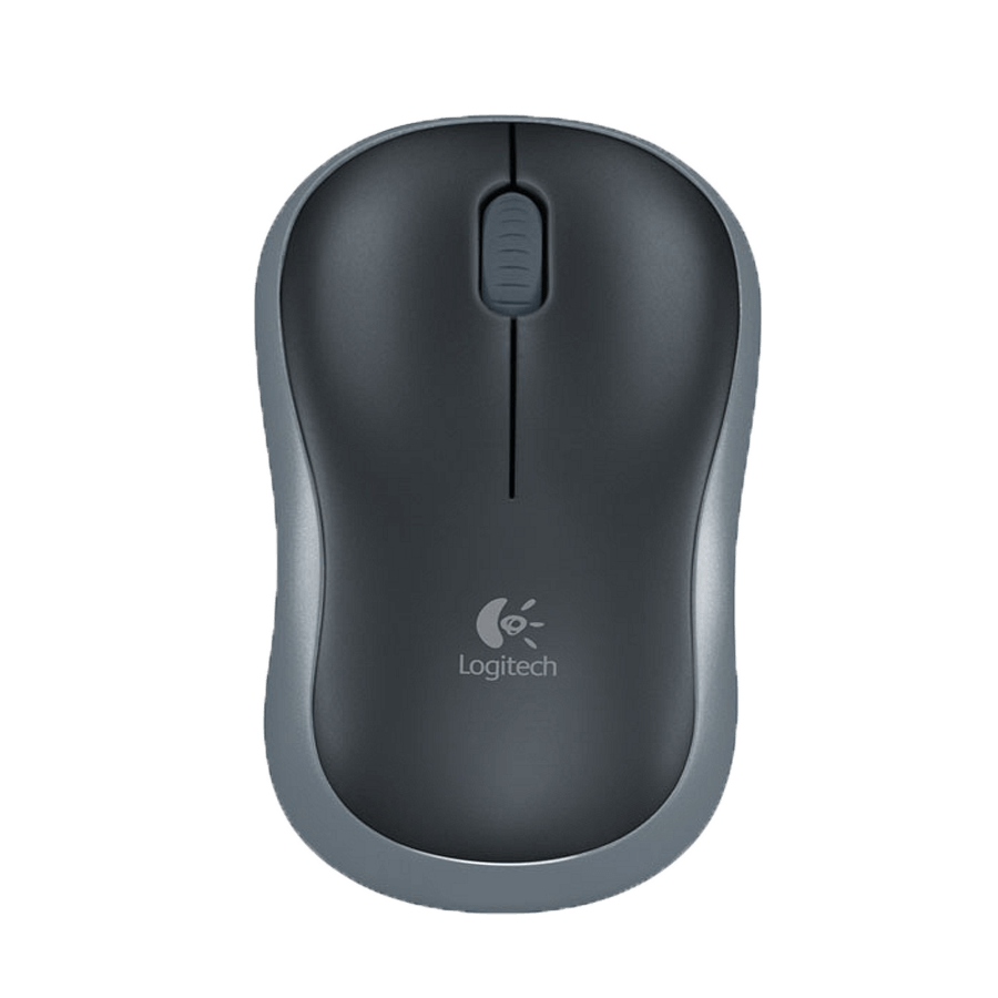 Logitech M185 Mouse - Grey 1