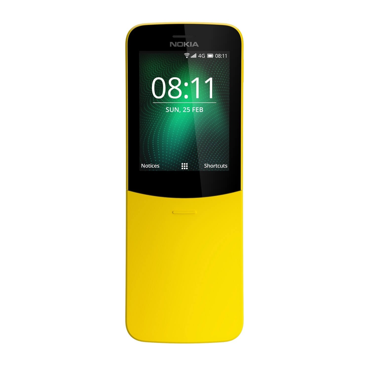competitive price 7c34d e9af0 Nokia 8110 4G - Banana Yellow