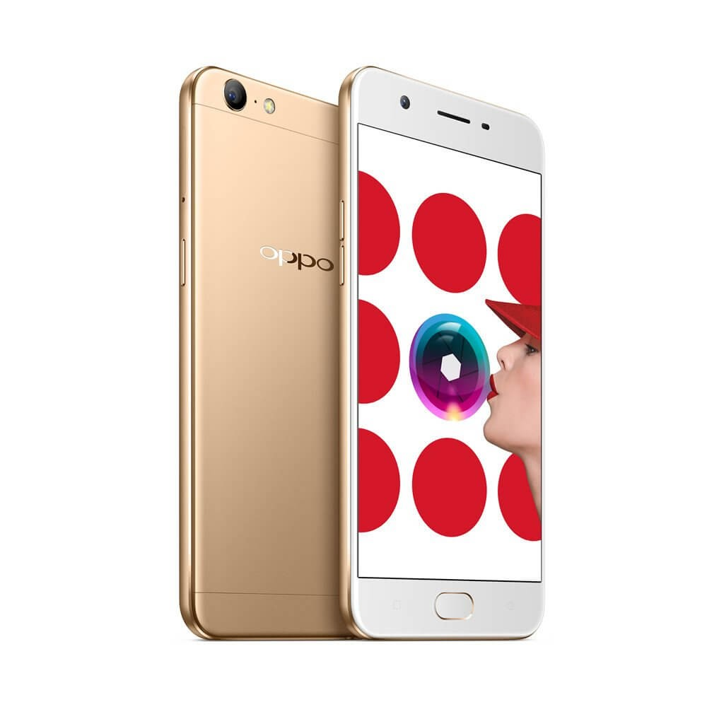 Oppo A57 - Gold 1