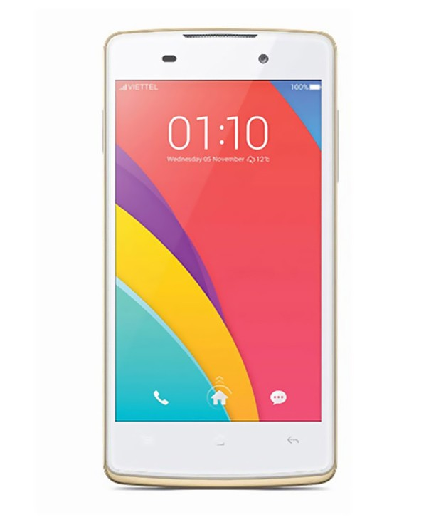 OPPO Joy Plus - White