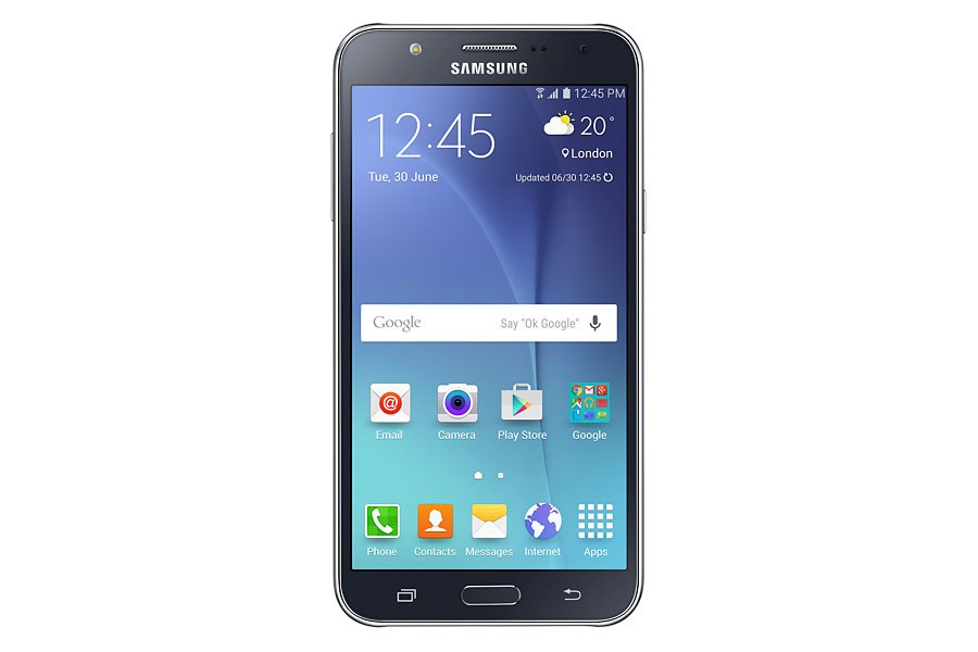 Samsung Galaxy J7 - Black