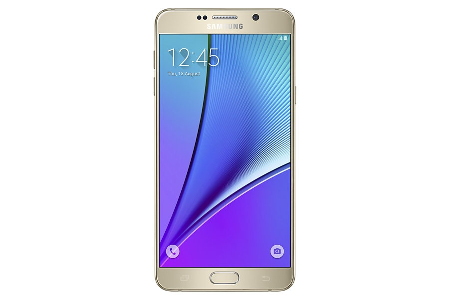 Samsung Galaxy Note 5 LTE - Gold Platinum