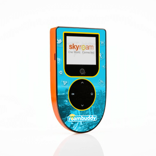 Roambuddy (powered by Skyroam) Hotspot
