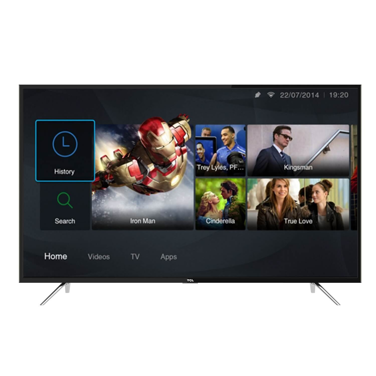 TCL 43-inch DIGITAL SMART TV - S6000 1