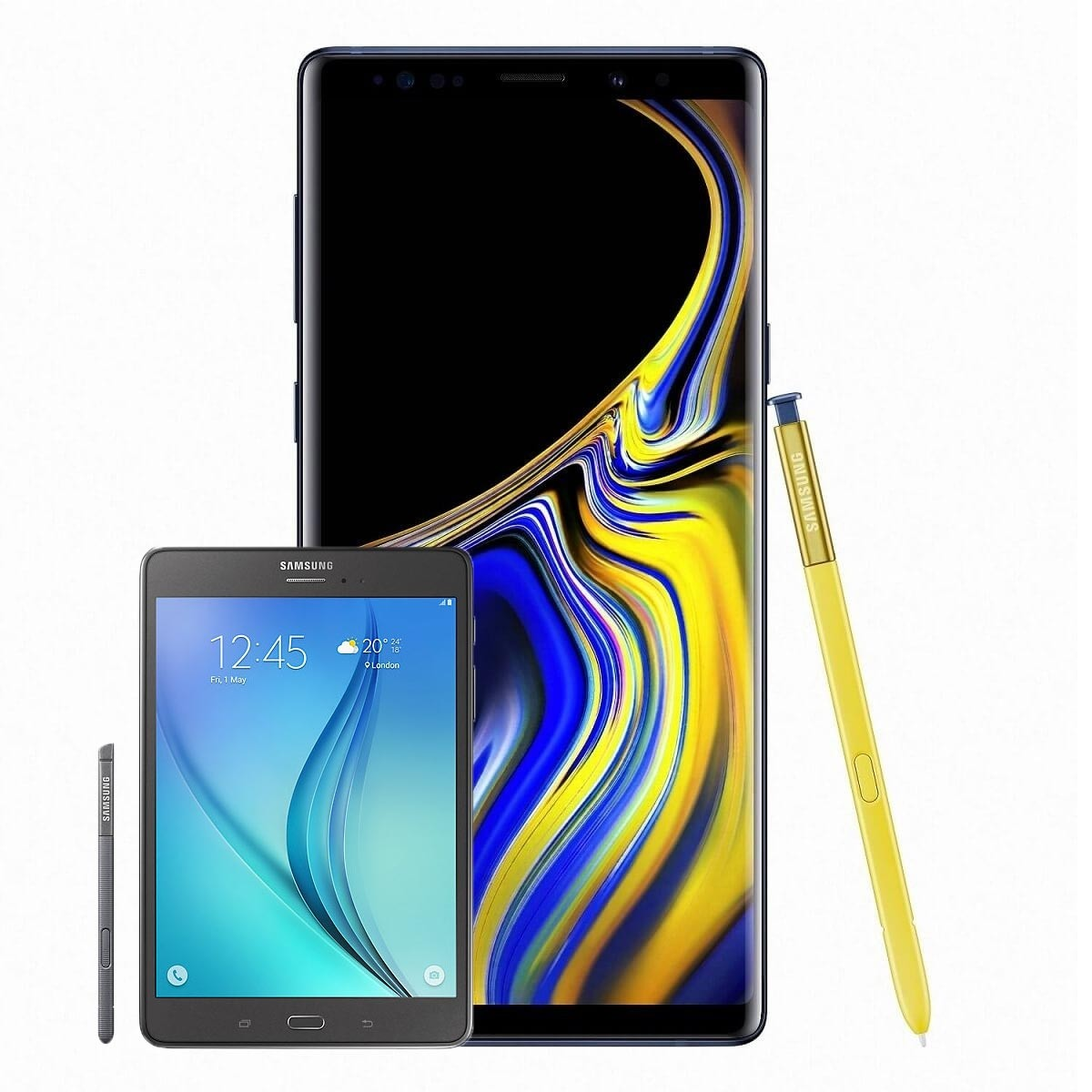 Samsung Galaxy Note9 512GB - Ocean Blue 1