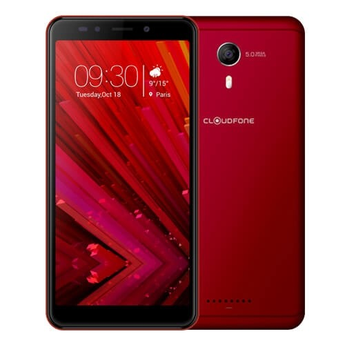 Cloudfone Thrill Boost 3 - Red