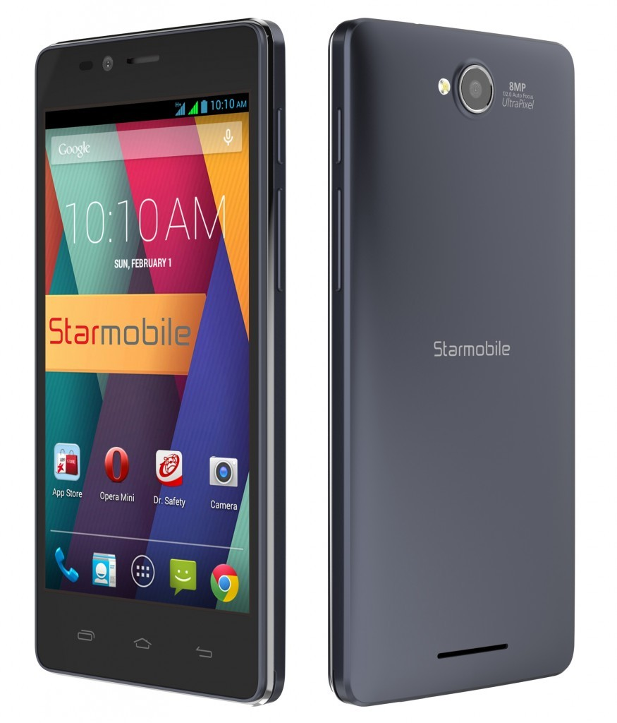 Starmobile UP Snap - Dark Blue