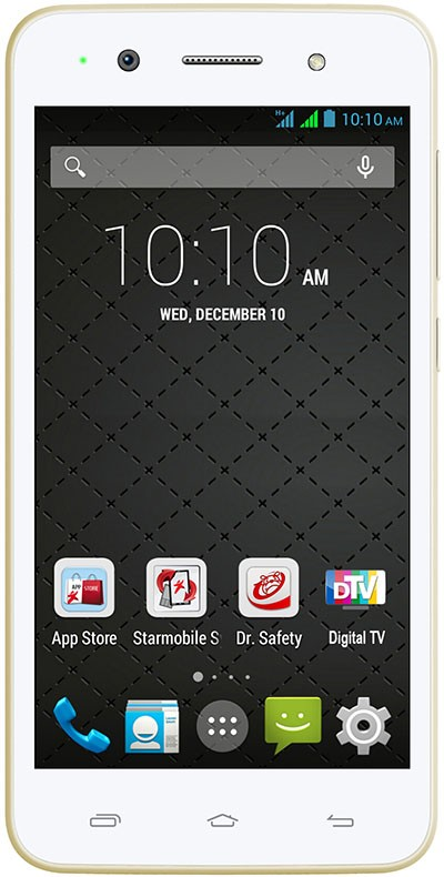 Starmobile UP Vision - Gold