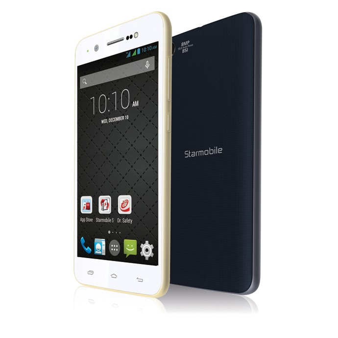 Starmobile UP HD - Gold