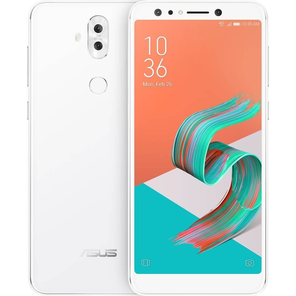 Asus Zenfone 5Q ZC600KL - Moonlight White