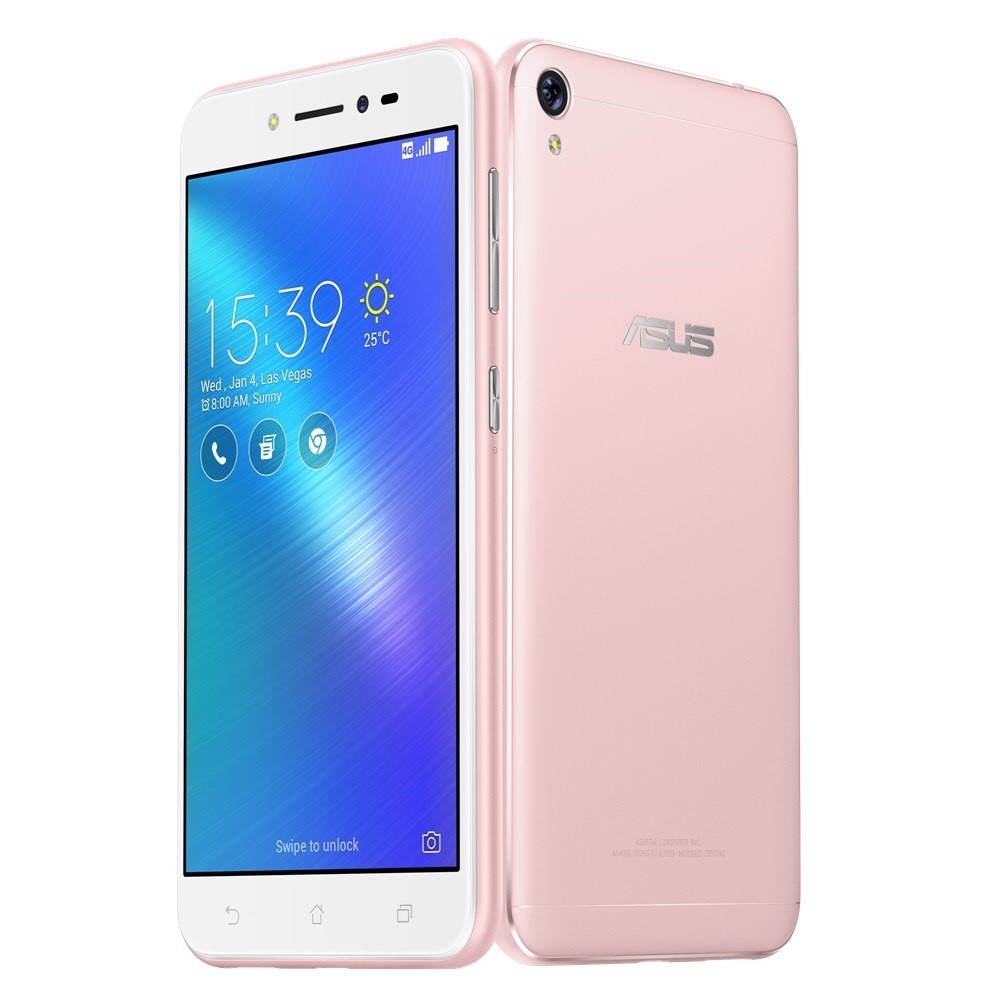 asus zenfone live kb501kl rose pink argomall philippines. Black Bedroom Furniture Sets. Home Design Ideas