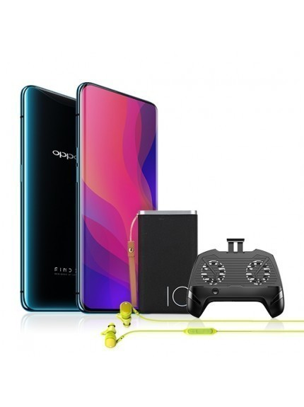 OPPO Find X - Glacier Blue 1