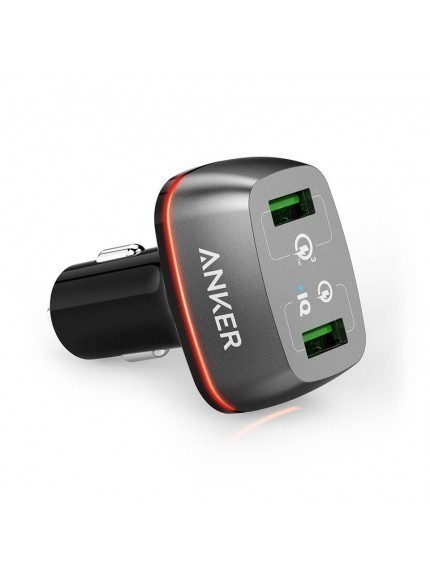 Anker PowerDrive+ 2 - Black 1