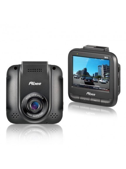 Abee M6 Full HD Cam Recorder - Black 1