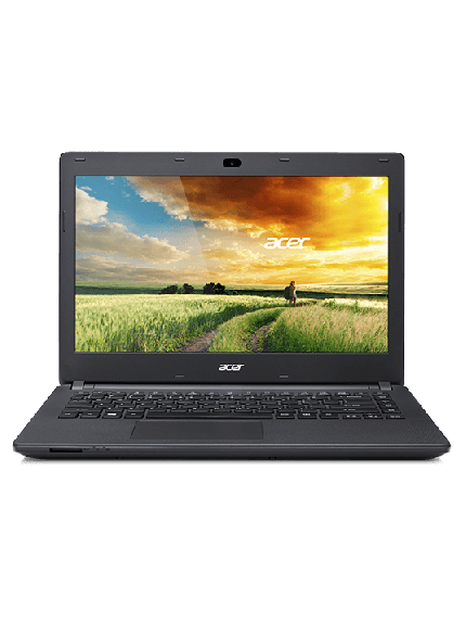 Acer Aspire ES1-332-C8FS - Midnight Black- 3