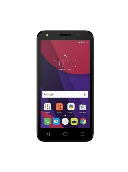 Alcatel Pixi 4 (5) 4G - Volcanic Black 1