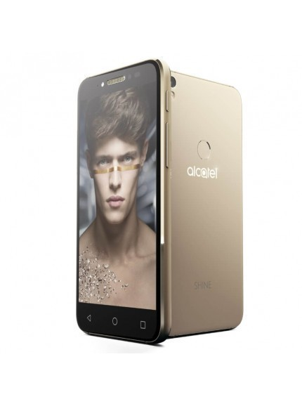 Alcatel Shine Lite - Satin Gold 1